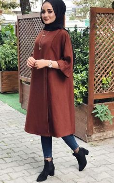 Fashion Tips Color .Fashion Tips Color Hijab Fashion Summer, Modern Hijab Fashion, Street Hijab Fashion, Hijab Fashion Inspiration, Muslim Fashion, Fashion Outfits, Winter Fashion, Fashion Tips, Hijab Mode