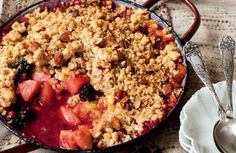 The world's best crumble
