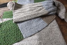 Logalong: The Seamy Underside of Seaming Undersides - Mason-Dixon Knitting