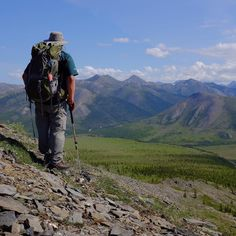 We just returned from Ivvavik National Park Yukon--one of Canada's most spectacular landscapes. Rich in culture and rife with adventure look for an in-depth feature on Ivvavik in an upcoming issue of Explore Magazine. : @davidebwebb #explorecanada #exploremag #exploreyukon