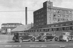 Morton Salt plant, Manistee MI