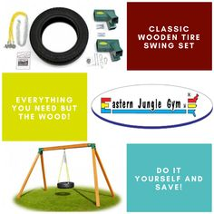 Ready for that sense of accomplishment? If you only trust yourself to get the job done, we have the hardware you need to make it so! Swing Set Hardware, Jungle Gym, Get The Job, Trust Yourself, Hanger, Clothes Hanger, Swings, Clothes Hangers, The Hunger