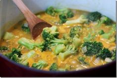 Broccoli Cheddar Soup (& New Recipe Page! Vitamix Soup Recipes, Vegan Vegetarian, Vegetarian Recipes, New Recipes, Favorite Recipes, Veggie Delight, Broccoli Cheddar, Soup And Salad, Food Print