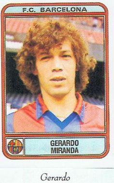 El Barça de 1981-82  GERARDO