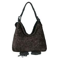Donna Hand-Borsa shopper HOBO BAG pelliccia Borsa a tracolla Borsa a sacco pelliccia: EUR 39,95End Date: 22-gen 16:26Buy It Now for only:…