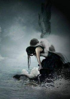 Sad Beautiful Art Wings 62 Ideas For 2019 Angels Among Us, Angels And Demons, Dark Angels, Fallen Angels, Ange Demon, Angel Art, Book Angel, Dark Fantasy Art, Gothic Art