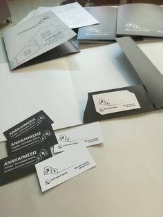 #logo design, #leaflets, #cards, #signs, #car_wrap Είμαστε δίπλα σας για να δημιουργήσουμε μαζί την εταιρική ταυτότητά σας! #business_identity Letterhead, Business Branding, Logo Nasa, Signage, Screen Printing, Digital Prints, Envelope, Cards Against Humanity, Display