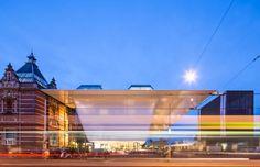 Stedelijk Museum, Amsterdam — Benthem Crouwel