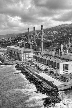 Planta Termo-eléctrica de Tacoa, Estado Vargas, Venezuela. Donde mis Padres trabajaron por 35 años.  Hermosos Recuerdos !!