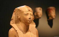 Ученые доказали - оказывается женщины тоже были фараонами