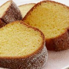Lemon Pound Cake with Cake Mix
