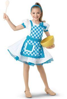 Weissman®   Diner Waitress Character Costume