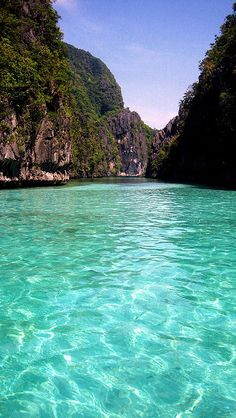 Big Lagoon of El Nido, Palawan