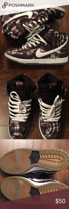"NIKE DUNK HIGH PREMIUM SB ""TIE DYE"" NIKE DUNK HIGH PREMIUM SB ""TIE DYE"" nike Shoes Sneakers"