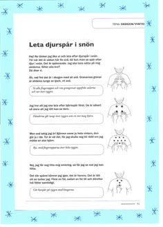 Massagesagan Leta djurspår i snön! Massage, Preschool, Bullet Journal, Author, Montessori, Baby, Inspiration, Biblical Inspiration, Infants