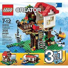Lego Creator Treehouse -- Mason wants