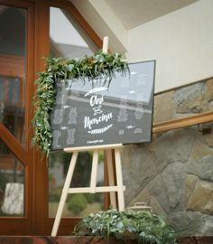 A&M wedding decoration by AKURATNIE kwiaty   www.akuratnie.com.pl  www.facebook.com/akuratnie.kwiaty  www.instagram.com/akuratnie.dw