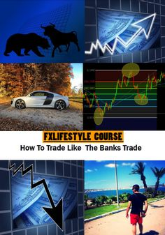 Forex Course - Trading Like The Banks 80%  win rate (E-book)  My Strategy!