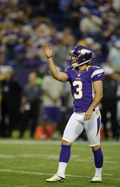 Blair Walsh- PK- Minnesota Vikings