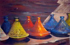 Pastels, Painting, Art, Exotic, Art Background, Painting Art, Kunst, Paintings, Performing Arts