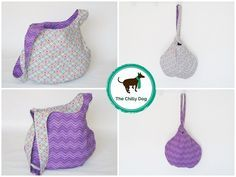 Free Sewing Pattern and Tutorial: How to make a reversable Japanese knot bag