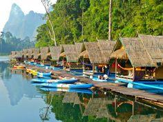 Travel to Southern Thailand | Thai Yoga Massage