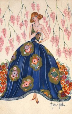 "sydneyflapper:  "" Interpreting the Robe de Style….  """