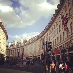 #london #regentstreet ️- @Marleen Cloutier Cloutier Preez