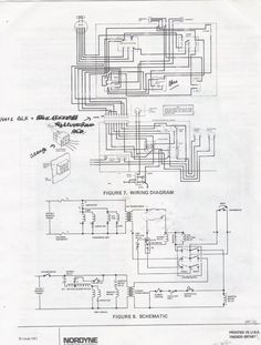 national foundry company oil fired open hearth [furnace]. swinging, Wiring diagram