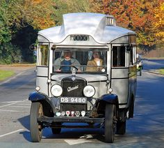 Old Chevrolet Motorcaravan (1920s?) by clicks_1000 (Catching up...), via Flickr