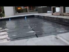 Een terras over je zwembad. Geen andere afdekking meer nodig. Veilig- kindvriendelijk- isolerend -innoverend - plaatsverruimend. Unieke zwembadcover www.pool...