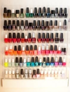 8 Ways To Organize Your Beauty Products | theglitterguide.com by MissMolly28