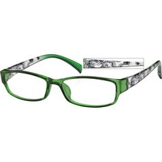 Symbolizing power, strength and good luck, the Chinese dragon pattern spans the temple arms of this  flexible plastic full-rim frame.  Comfortable and lightweight, this frame is a perfect complement to your vision!