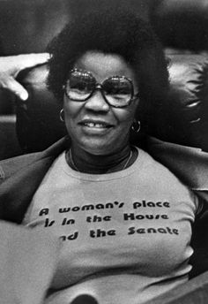 Carrie Meek was the first African American woman elected to the Florida Senate. (1980)