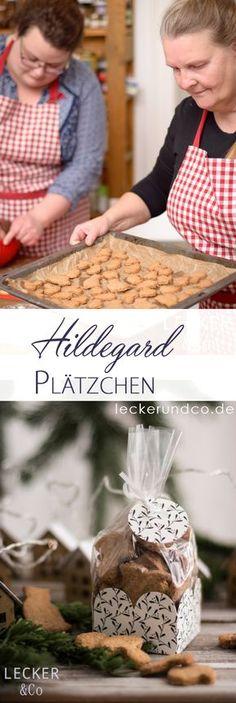 Hildegard Plätzchen | Hildegard Kekse