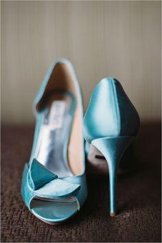 #blueshoes #weddingshoes @weddingchicks