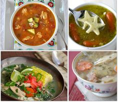 Not just one....but 16 best soups from Tip Junkie... I want to make them all...
