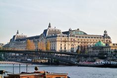 The Musée d'Orsay, in the 7th district of Paris!    Find out more on our blog: http://cadran-hotel-gourmand.com/