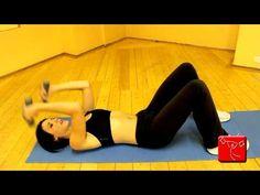 Come sviluppare pettorali e tricipiti con esercizi da fare a casa come in palestra - YouTube
