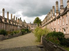 Wells Cathedral - Vicars' Close