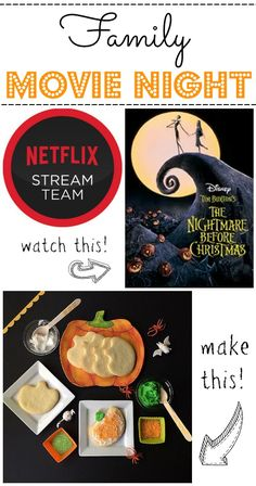 NETFLIX Streaming Family Movie Night - #streamteam