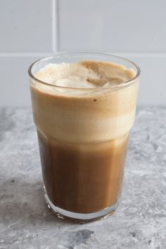 How to make a Greek Frappé Coffee | The Sunday Chapter