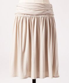 comfy-cute skirt