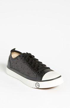 UGG® Australia 'Evera Glitter' Sneaker (Women) available at #Nordstrom