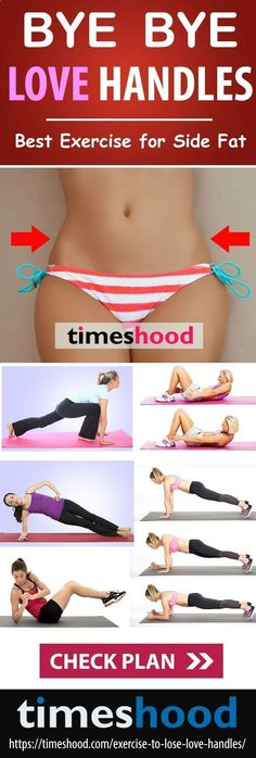 how to lose your belly fat and love handles fast