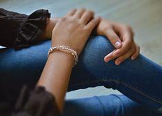 Perlový dámský náramek BRYXI z říčních perliček NA0553 | BRYXI shop.cz Bangles, Bracelets, Jewelry, Fashion, Bangle Bracelets, Bangle Bracelets, Jewellery Making, Moda, Jewerly