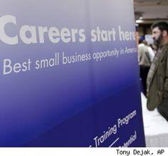 Ten Strategies for Job-Search Success