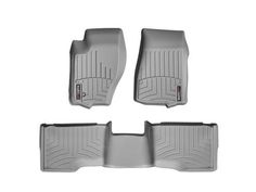 2010 Jeep Commander | Floor Mats - WeatherTech Laser Measured FloorLiner | WeatherTech.com