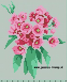 borduren kruissteekpatronen cross-stitching free pattern (8)