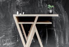 Children's desk Toni by Riebenbauer Design  #design #bureau #desk #furniture #mobilier #meuble #bois #wood